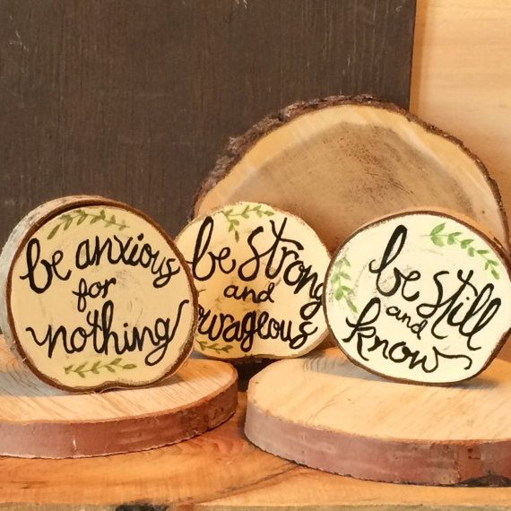 Chic yet rustic Inspirational messages on real by expressionshop