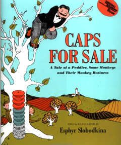 """""""Caps for sale"""""""