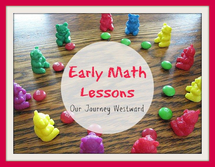 Early math lessons