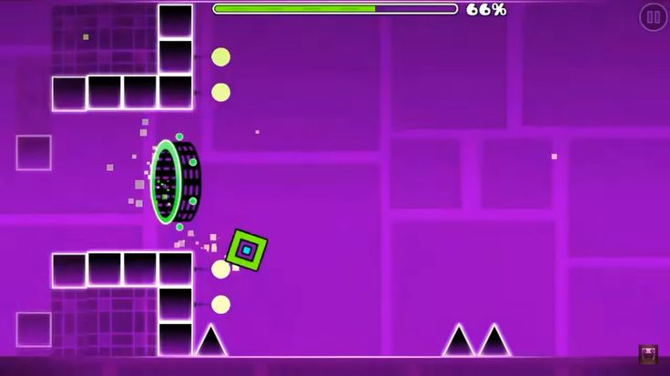 How can you change the colour multiple times in one level on Geometry Dash #geometry_dash , #game_fireboy_and_watergirl , #game_frozen_islands  : http://geometrydash20.com/