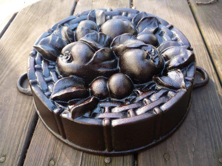 156 Best Cast Iron Cake Pans Images On Pinterest Cake