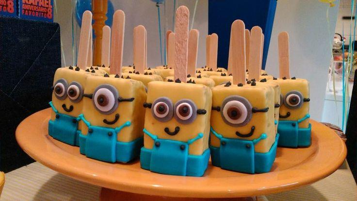 Fan Page Felicità Festa | pão de mel no palito