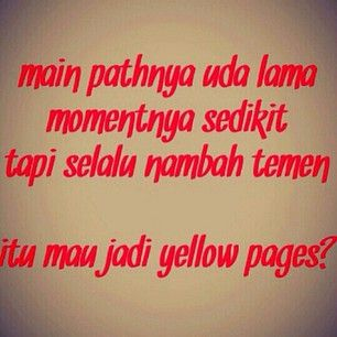 yellow pages :D