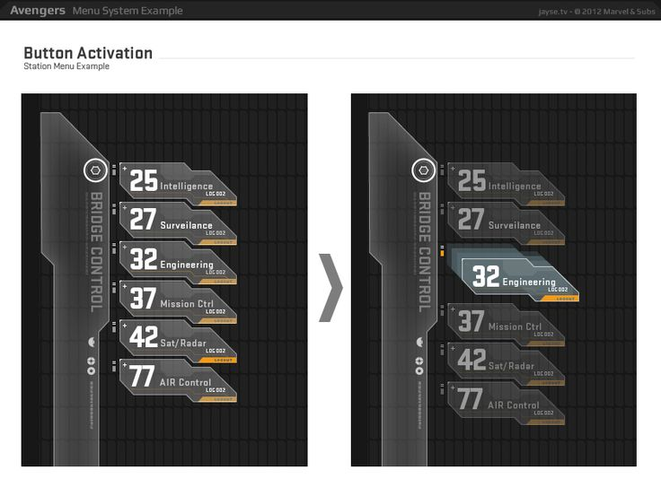 Jayse Hansen – Portfolio SiteAvengers Helicarrier Fury's Glass Screens   Jayse Hansen - Portfolio Site