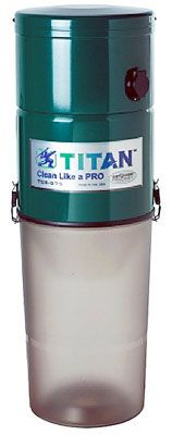 Titan 8575 Central Vacuum Cleaner  Central Vacuums for Sale in MD and D.C. Metropolitan Areas