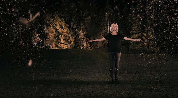 Melancholia -  Lars von Trier -  Kirsten Dunst