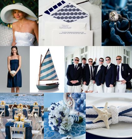 Nautical Weddings