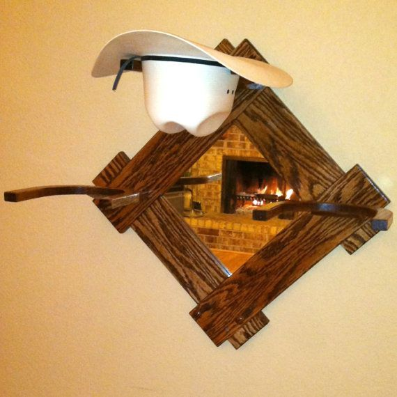 Cowboy Hat Rack Wall Mount Woodworking Projects Amp Plans