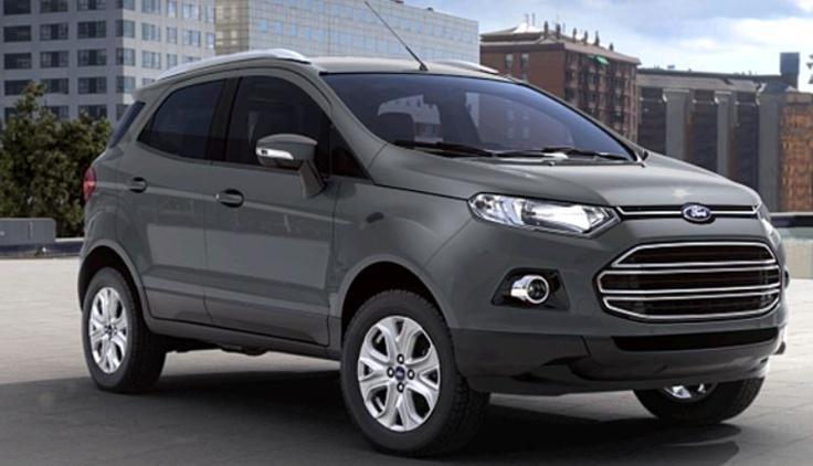 Ford Ecosport 2.014