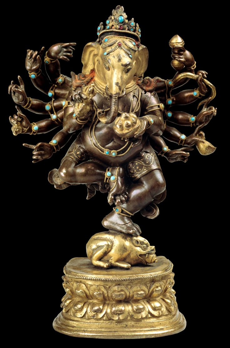 beautiful Ganapati / Ganesha