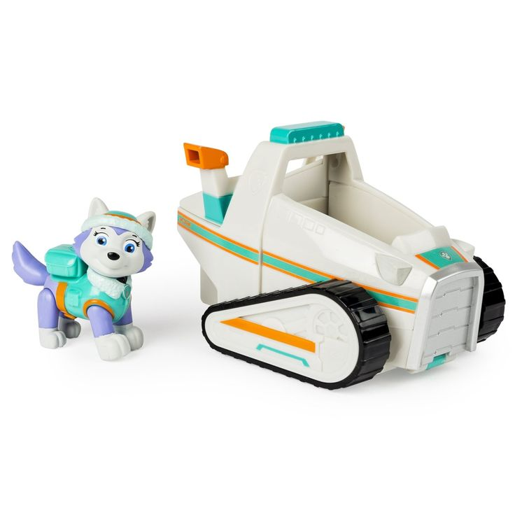 TAKEN Nickelodeon Toy - Paw Patrol -  Everest Figure and Vehicle Playlet: £20