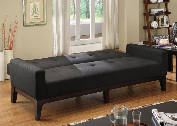 Fabric Futon Sofa