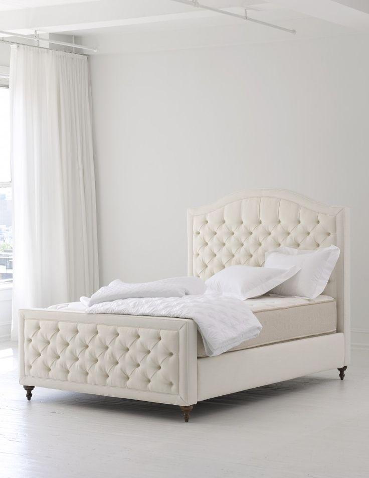 upholstered_bed_coco upholstered bed frametufted