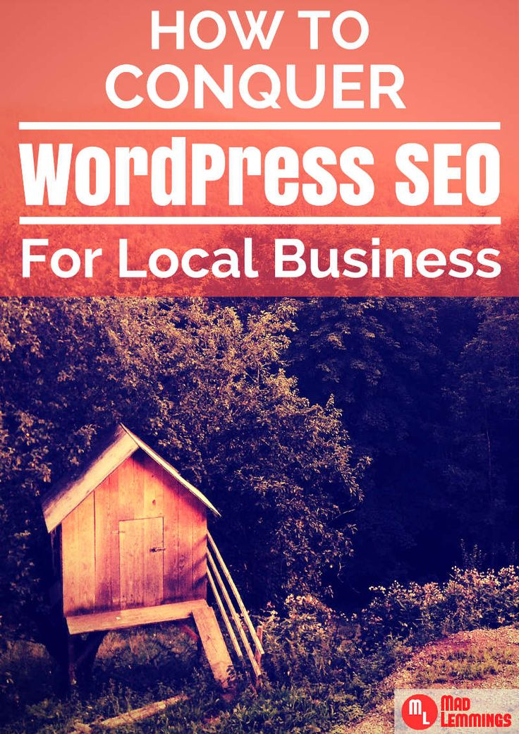 SEO for local business is simple when you use the right tools in WordPress. Find out how.