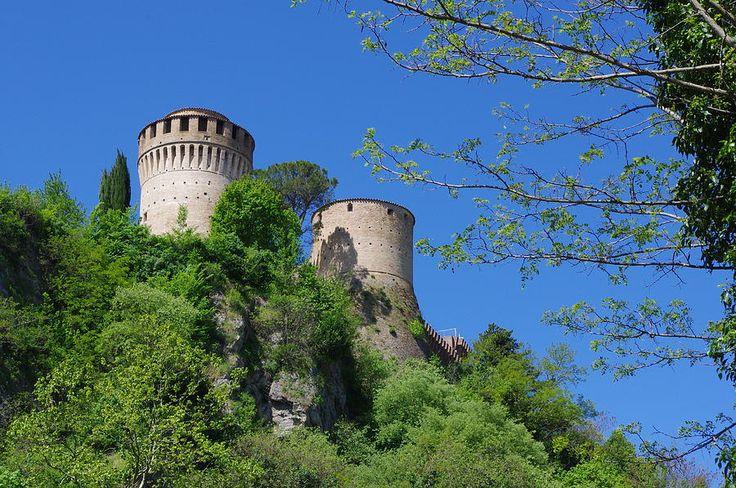 The Castle Of Brisighella - 44°13′00″N 11°46′00″E