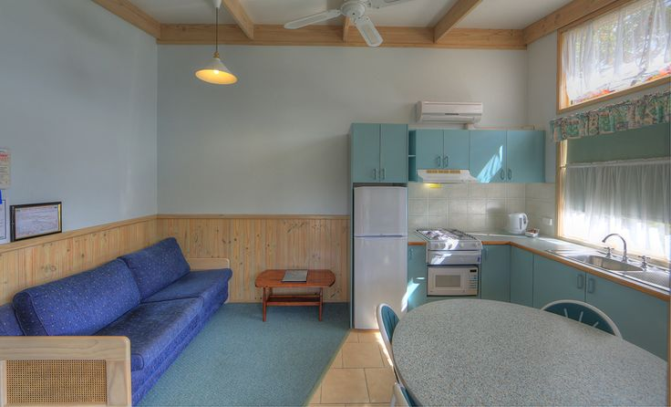 Look how nice our Elevated Twin Cabins are looking!