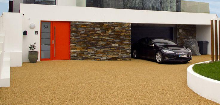 Resin Bound Gravel Driveway Specialists l Gravel Colours l Oltco l Choose A Colour