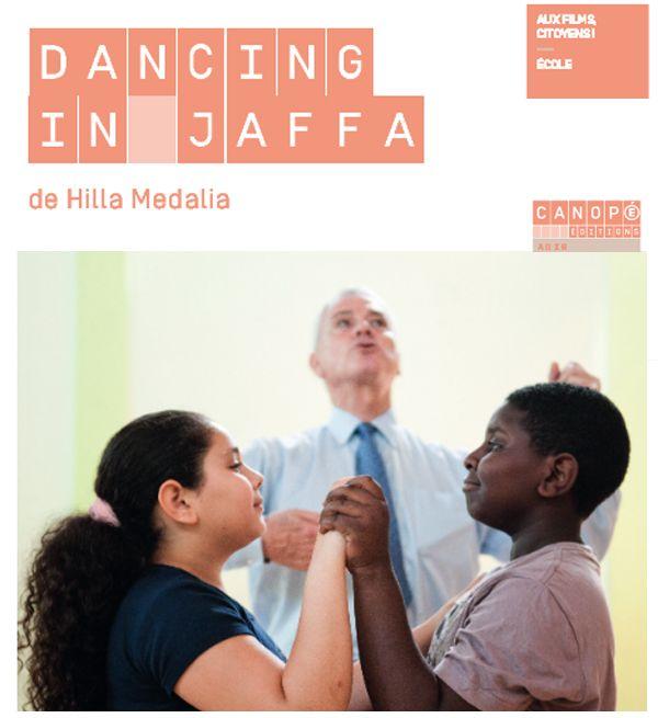 """""""Dancing in Jaffa"""" : un film sur la #laïcité disponible sur la plateforme """"Aux films, citoyens !"""" #VivreEnsemble @reseau_canope"""