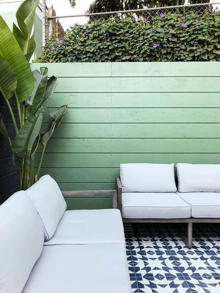 Rattan Tuinset Colucci.One Room Challenge Fall Week 6 Merrymint Backyard Fences