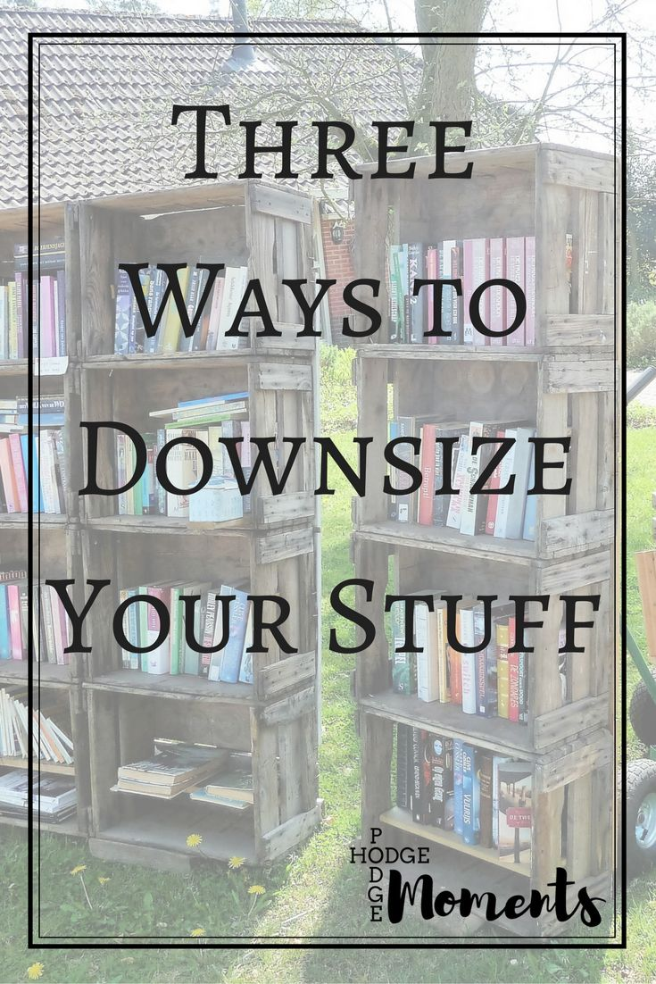 Clutter getting to you? Need a few tips on how to start decluttering?