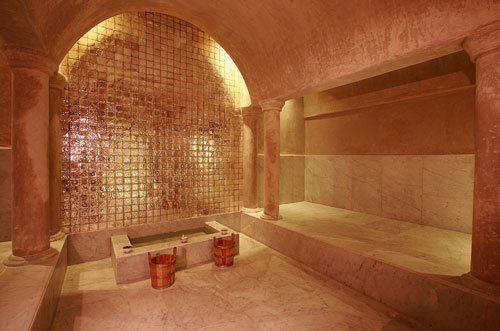 Salle de bain marocaines modernes google search - Salle de bain villa savoye ...