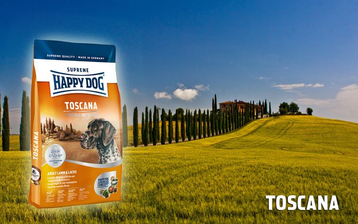 Supreme Sensible Toscana - Lamb and Salmon