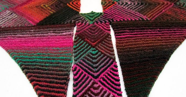 "I am making this poncho for a person who is 5'5"" tall, or five inches shorter than the first poncho recipient. This means I have changed th..."