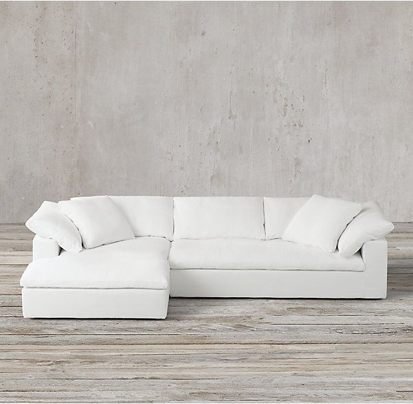 The Cloud: Restoration Hardware Sectional