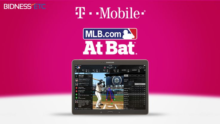 "T-Mobile US Inc Offers Free Subscription For ""MLB At Bat"" App"