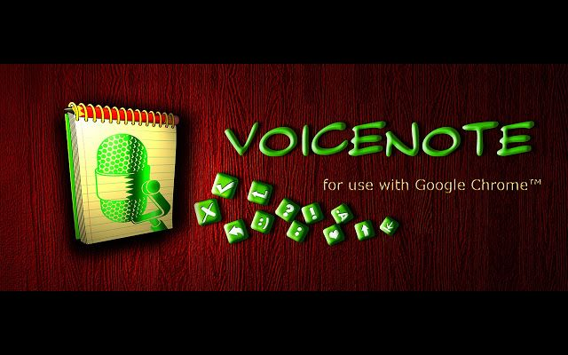 Chrome Web Store - VoiceNote - speech to text.