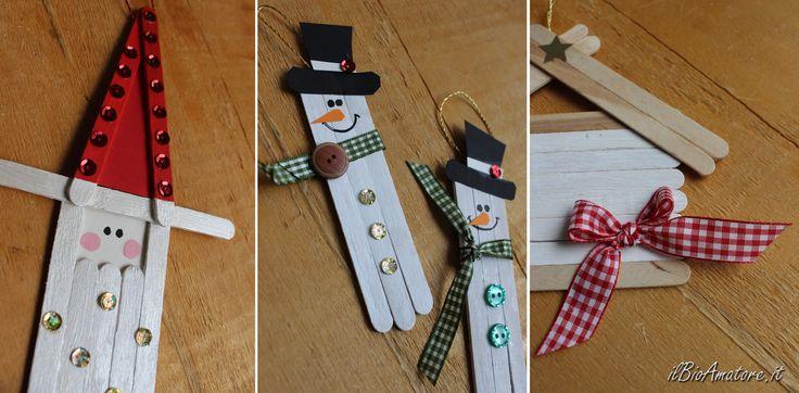 I bastoncini di legno sono un materiale veramente molto versatile, con cui si può facilmente scatenare la fantasia. Si possono organizzare in tantissime forme diverse e decorare per ogni occasione. Creare oggetti con i bastoncini dei ghiaccioli è un ottimo modo per giocare con i bambini al riciclo creativo: si…