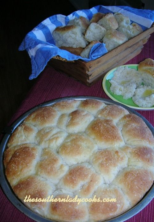 These rolls will melt in your mouth. I have made them for years and they are wonderful. My family looks forward to these rolls during the holidays. I think this recipe was on a box of grits year...