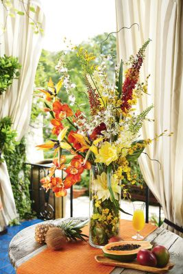 #Tropical #Floral #Arrangement