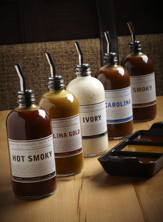 Carolina Gold Barbecue Sauce