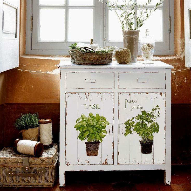 декупаж мебели в стиле прованс мастер класс: 15 тыс изображений найдено в…