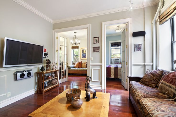17 best images about small space home staging on pinterest for West village apartment for sale
