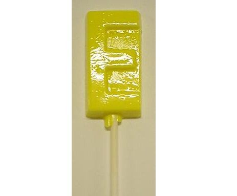 1 dz Hard Candy Letter E Shaped Lollipop Wedding Favors w/ Personalized Back Labels by LollipopsMade4You on Etsy https://www.etsy.com/listing/114610820/1-dz-hard-candy-letter-e-shaped-lollipop