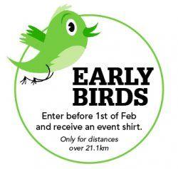 Maidenwell Marathon Weekend - Entries
