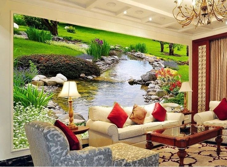 328 best thing is wall paper images on pinterest murals for Best 3d wallpaper for bedroom