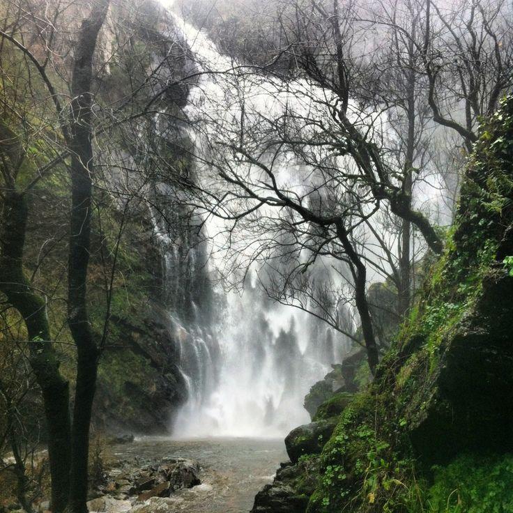 Fervenzas da Toxa, situadas a 15 minutos de Silleda (Pontevedra), son las más cataratas más altas de Galicia