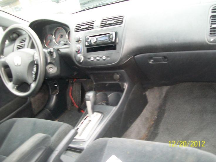 Best 25 Honda Civic 2003 Ideas On Pinterest Honda Civic Wheels Honda Civic Car And Honda