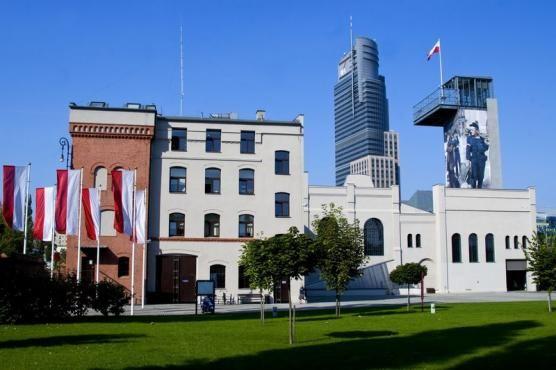 Warsaw Uprising Museum in Warsaw