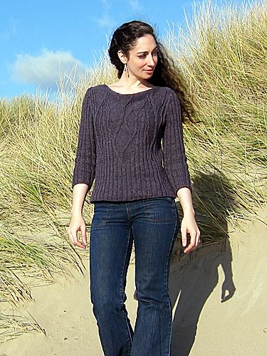 Ravelry: Cercis pattern by Marnie MacLean
