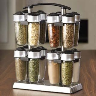 This Is A Good Idea, However Spices Are Intolerate Of Both Light And Heat  So You Would Need To Store This Rather Large Spice Organizer In A Cupboard  Which, ...