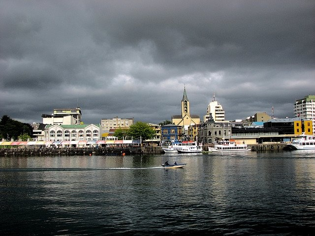 The River Queen: Valdivia, Chile.