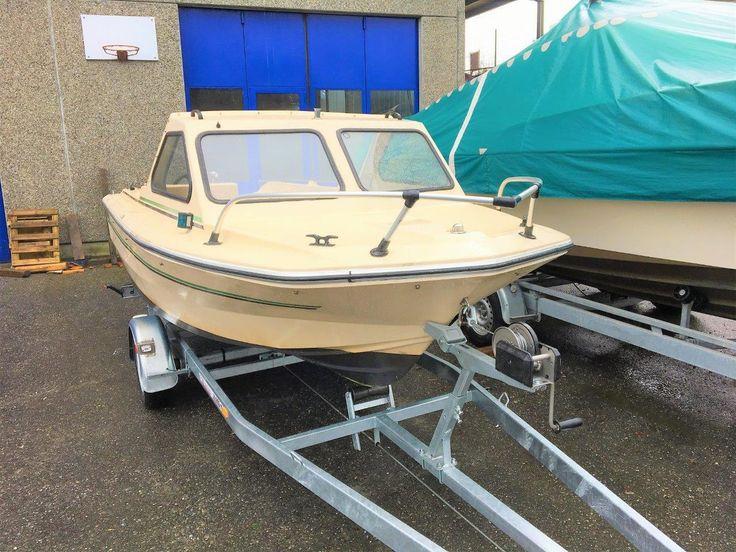 Fischerboot Verkauf BEEKMANN HARDTOP 500 #fischer #caminadawerft #vierwaldtstättersee http://www.caminadawerft.ch/boote/beekmann-hardtop-500/ #luzern  ☺ Schweizer Bootshändler Caminadawerft für Neu- und Gebrauchtbode