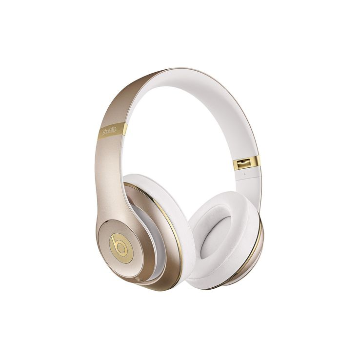 Beats Studio 2.0 Over-the-Ear Headphones - Champagne, Champgn