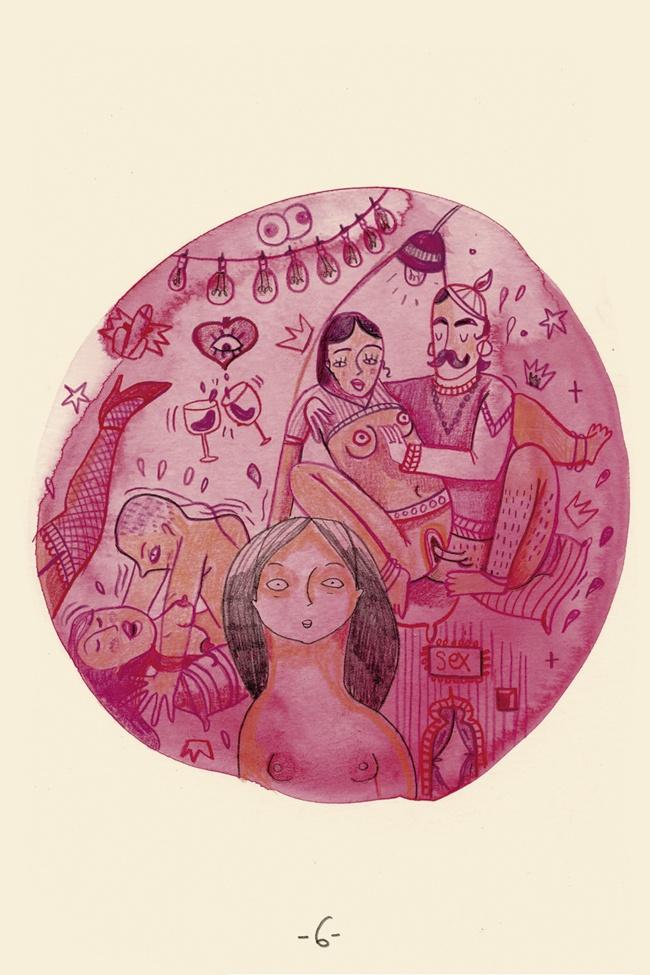 Plegats for Ménsula Studio - amaia arrazola illustration