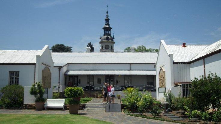 Paul Kruger House/Museum, Pretoria, South-Africa. 2011.