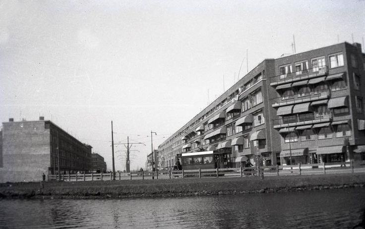 Schieweg Rotterdam (jaartal: 1930 tot 1940) - Foto's SERC